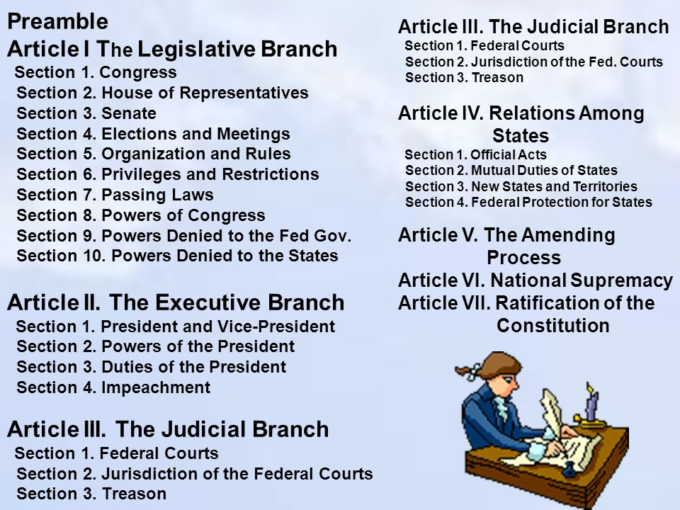 PURPOSES OF CONSTITUTION Allow for Change The framers wanted to make sure the Constitution could change with the times But they did not want change to the most basic structures and rules of government Thus, Article 5 allows for Amending
