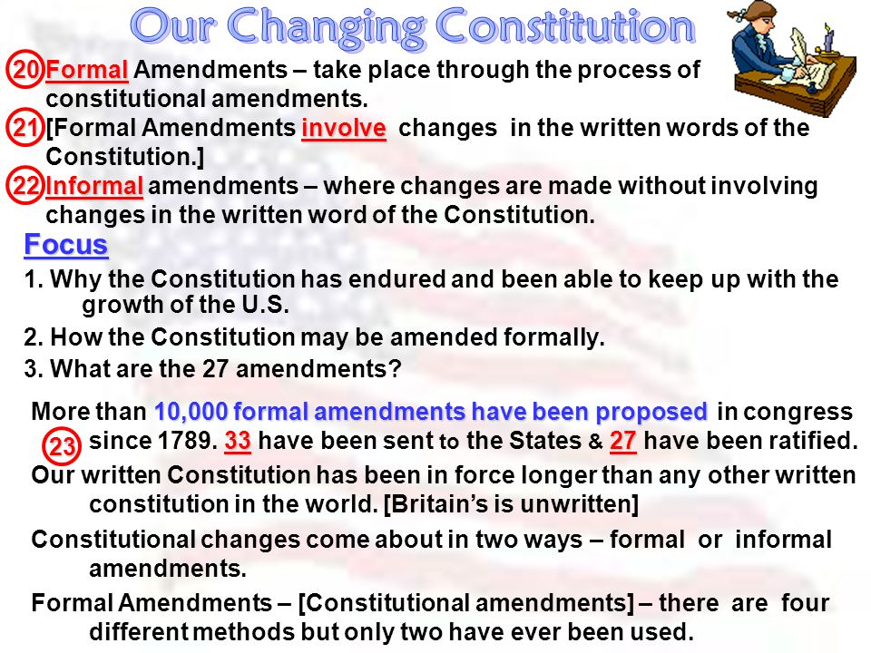 FEDERAL POWERS STATE POWERS SHARED POWERS Regulate interstate and foreign trade Create and maintain armed forces Coin Money Declare War Admit new states Establish foreign policy Make peace treaties Regulate trade within state borders Conduct Elections Create local governments Provide for public safety Establish laws about marriage & divorce Control Education Raise Taxes Build Roads Create and impose penalties for crimes Charter Banks Provide for the public welfare