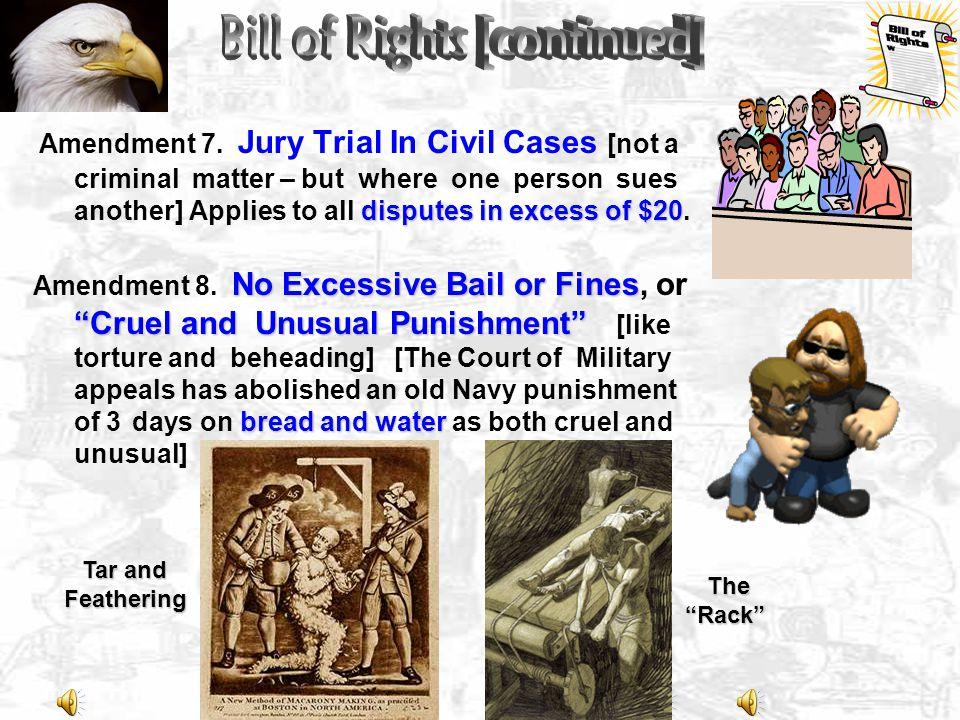 Right To A Speedy Trial Amendment 6.Right To A Speedy Trial IMPARTIAL JURY A.