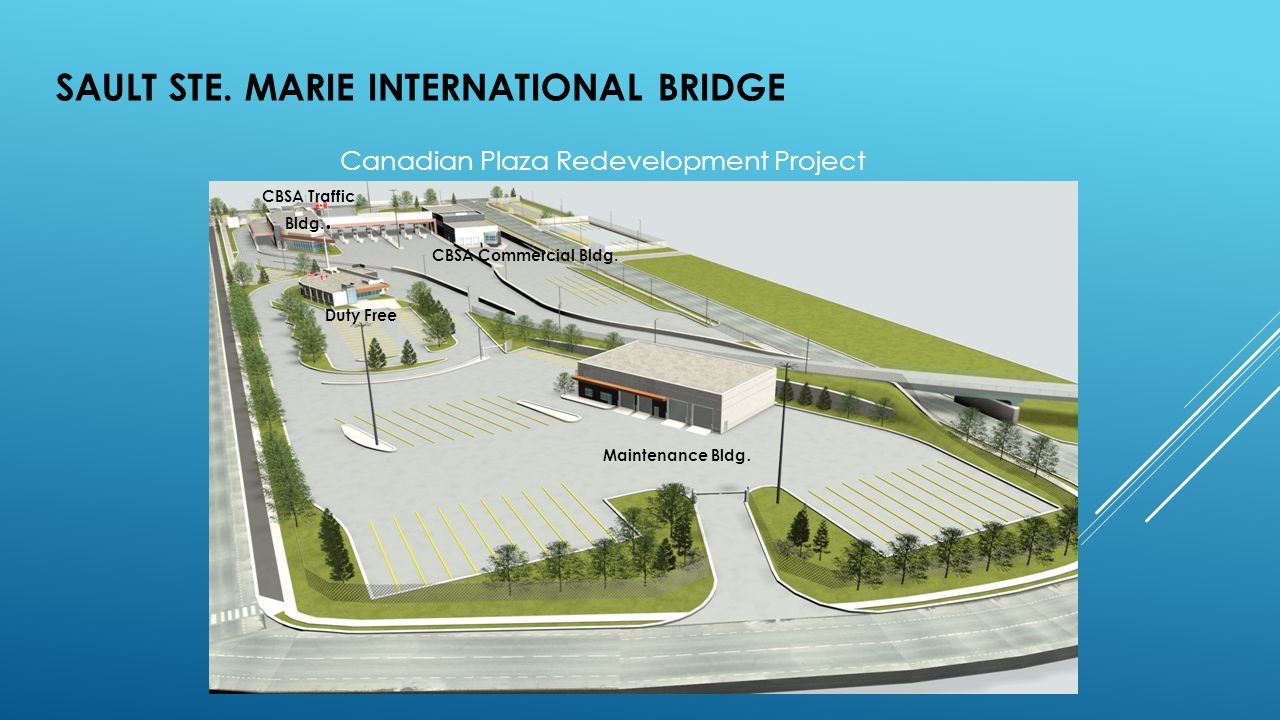 Bridge Re-decking - $72.2M  Construction to start in ~October 2014 and be completed in May 2018.