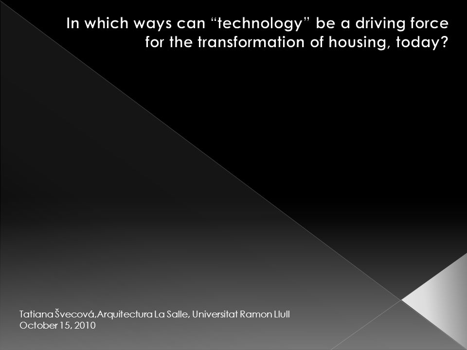  Technology is the usage and knowledge of tools, techniques, crafts, systems or methods of organization.
