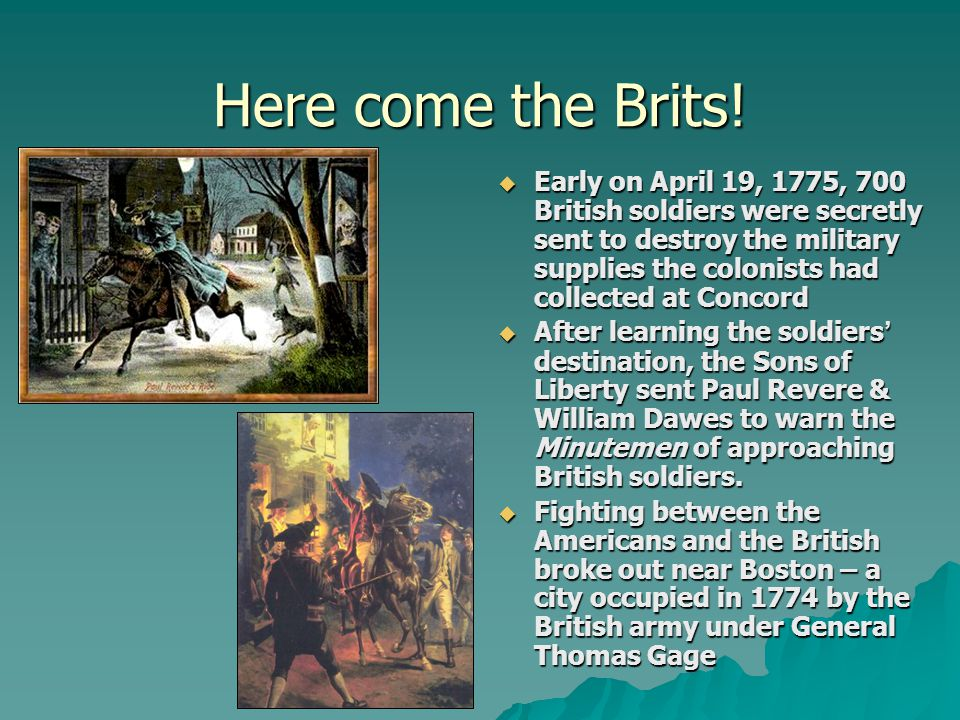 The First Continental Congress  56 delegates from 12 colonies attended the first Continental Congress in Philadelphia in September, 1774  The Congress petitioned the King for relief from the Intolerable Acts and vowed to stop trade with Britain until the acts were repealed