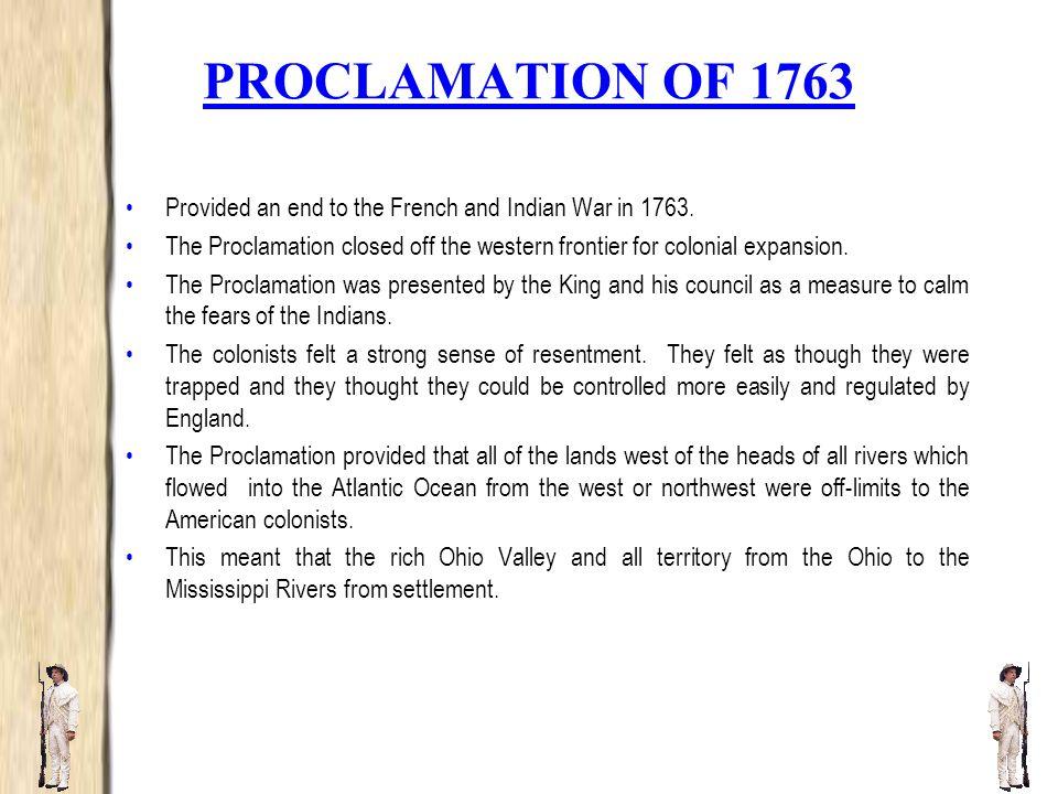 TOWNSHEND REVENUE ACTS June 1767, Parliament passes the Townshend Revenue Acts.