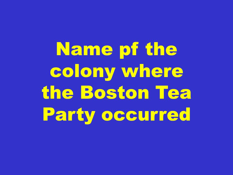 What is the Boston Harbor?