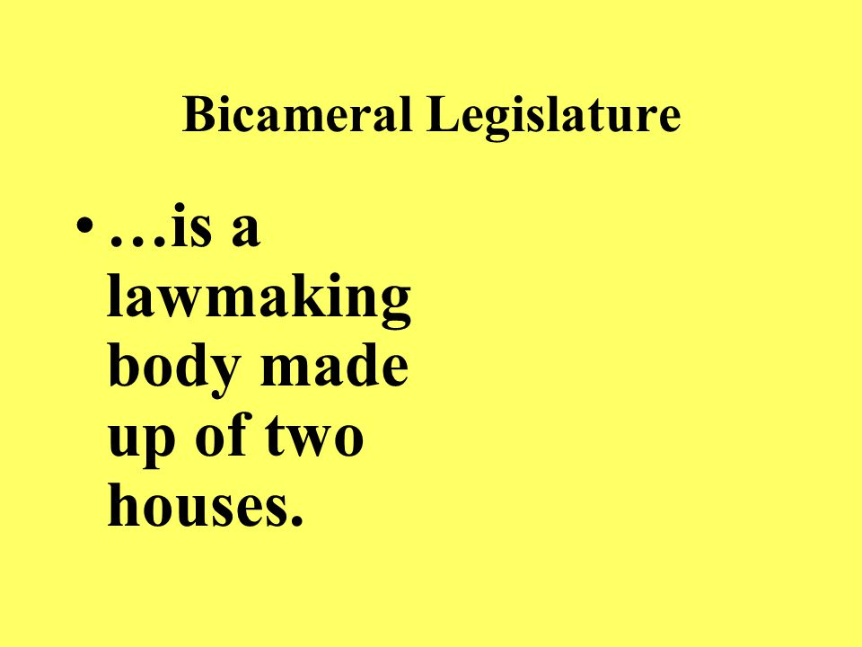 Parliament …was England's national lawmaking body.