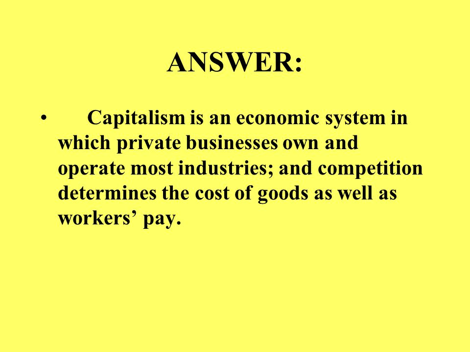 ANSWER: In the late 1600s most countries in Western Europe practiced mercantilism, a program of creating wealth by carefully controlling trade.