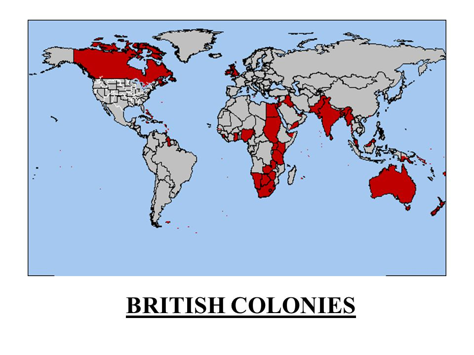 Britain becomes Global Power 1.Geography (control trade, set up outposts across the globe) 2.Success in War 3.Territory Expanded