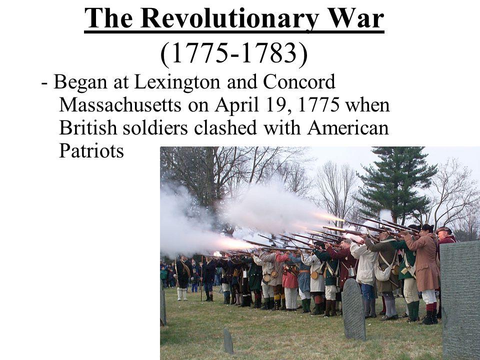 Declaration of Independence Colonist upset  drafted Declaration of Rights July 4 th, 1776  colonist adopted the Declaration of Independence A NEW NATION IS FORMED!!!