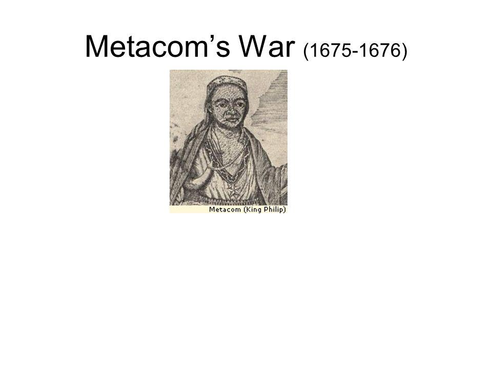 Metacom's War (1675-1676)