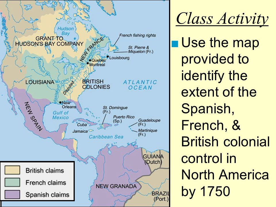 The French & Indian War (1754-1763)