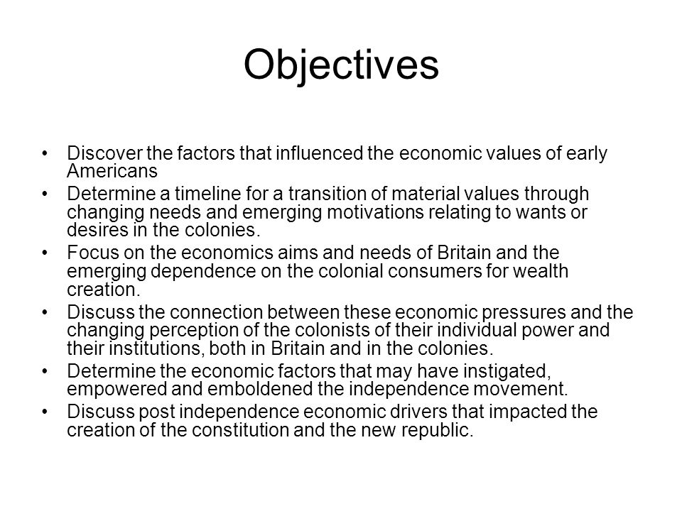 Procedure Using Breen assertion that during the middle fifty years of the eighteenth century nothing short of a revolution occurred in colonial consumerism.