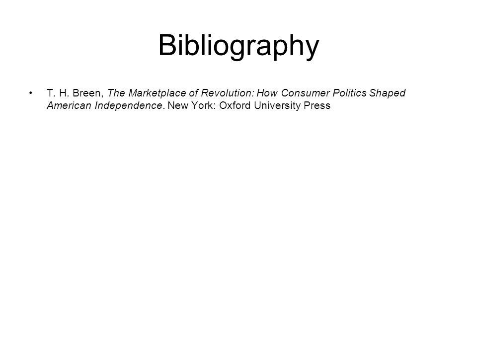 Bibliography T. H.