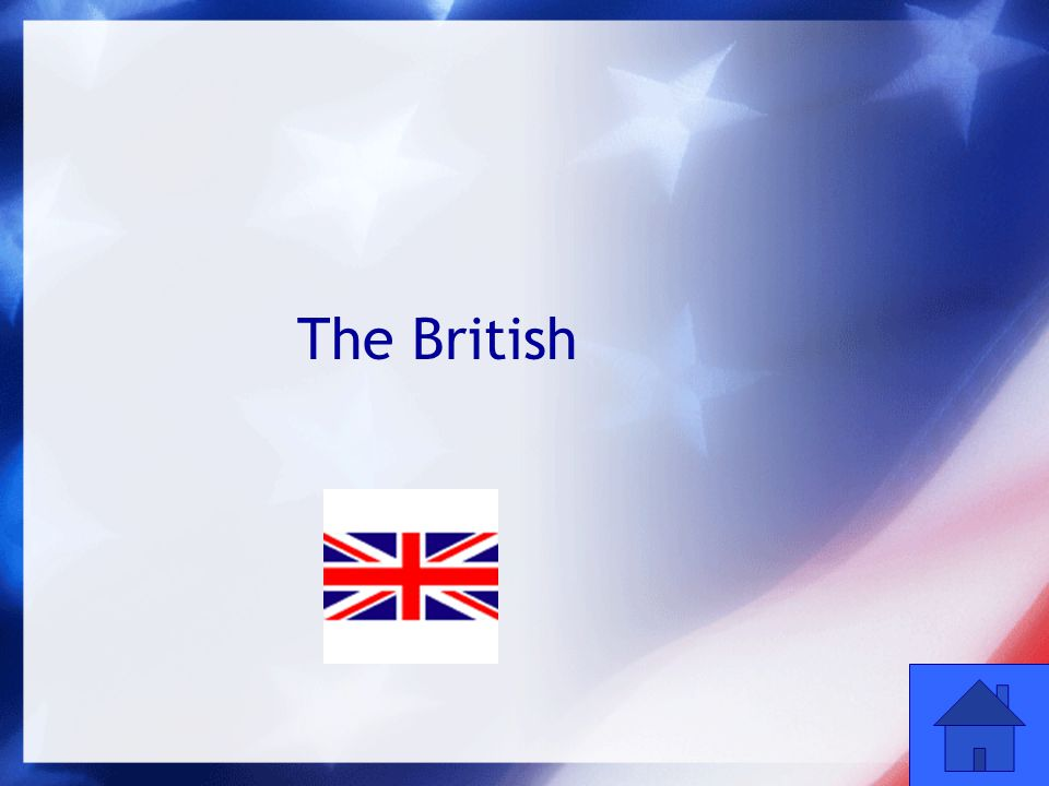 18 The British