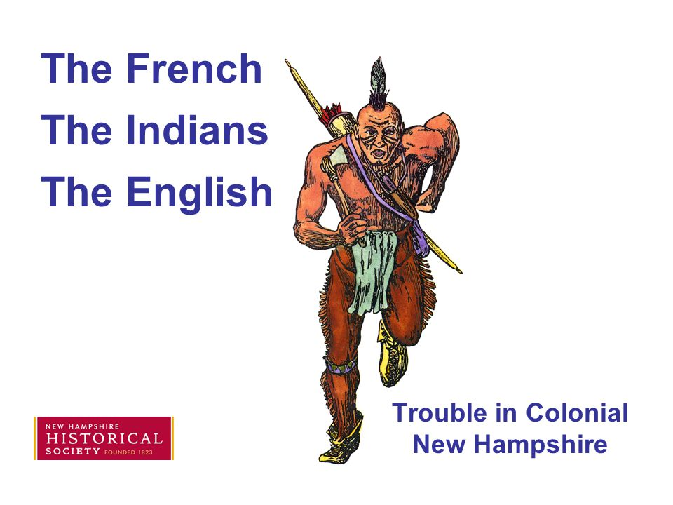 Tensions Also, Native Americans did not understand English notions of land ownership … and English settlers did not respect the legitimacy of Indian use of the land.