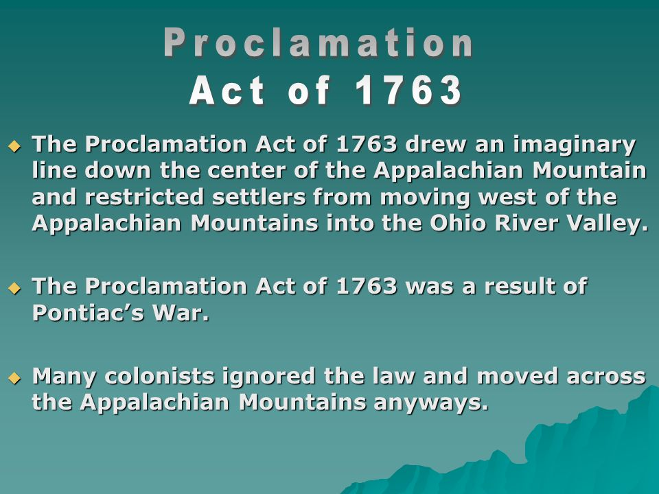 The Navigation Acts regulated trade between the colonies and other countries. The Navigation Acts regulated trade between the colonies and other count