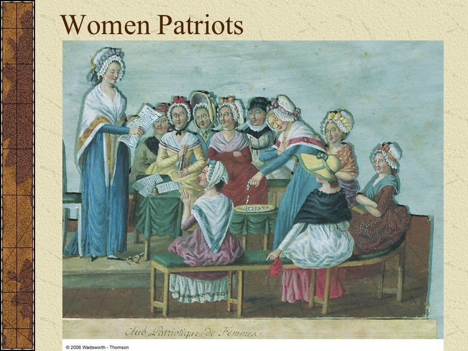 Women Patriots