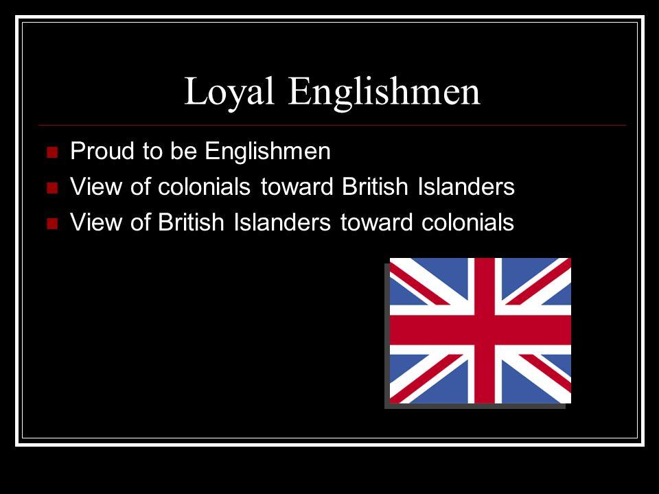 Loyal Englishmen to Revolutionaries Lexington Green, April, 1775