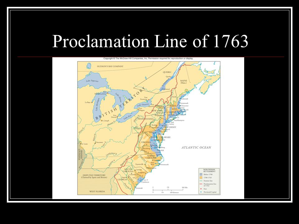 Coercive Acts / Intolerable Acts Closed port of Boston No town meetings w/o approval Trials of British officials moved outside locations