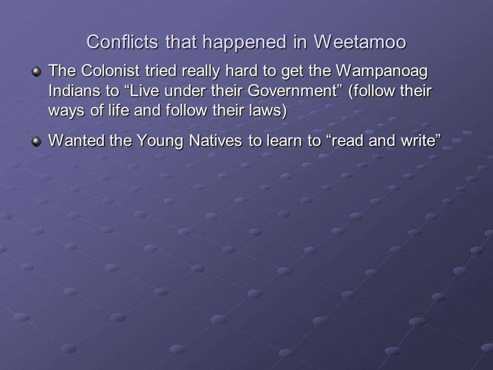 People in the War Weetamoo King Philip Wamsutta Massasoit