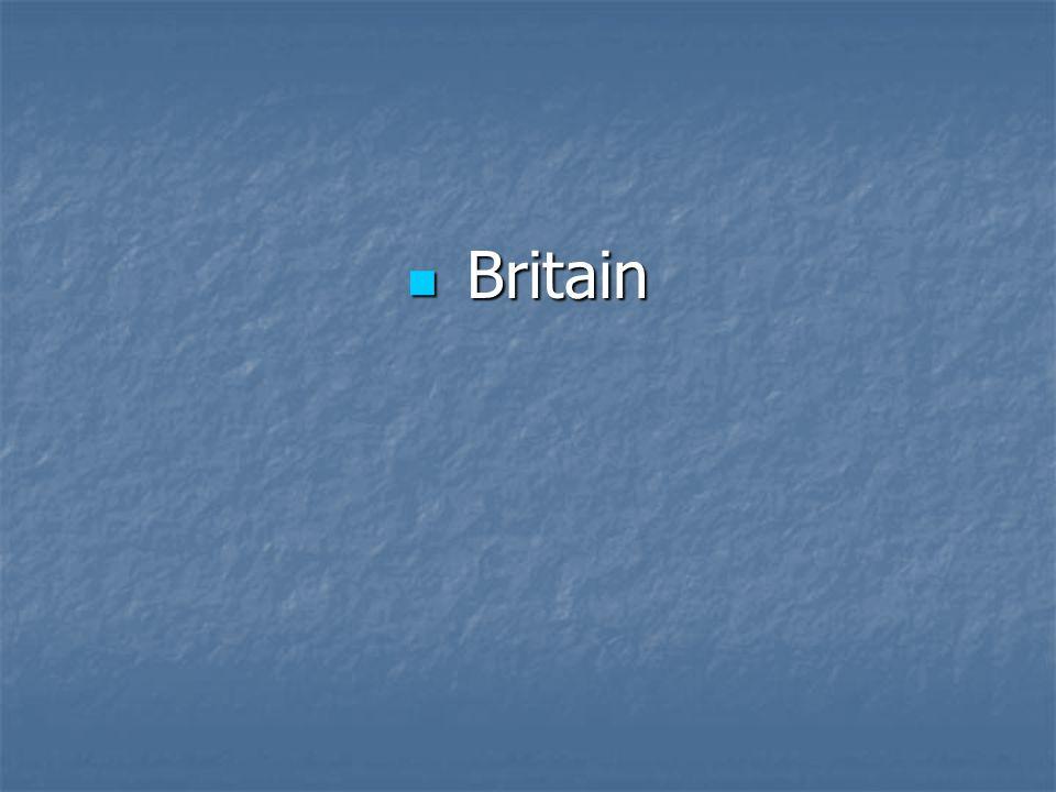 Britain Britain
