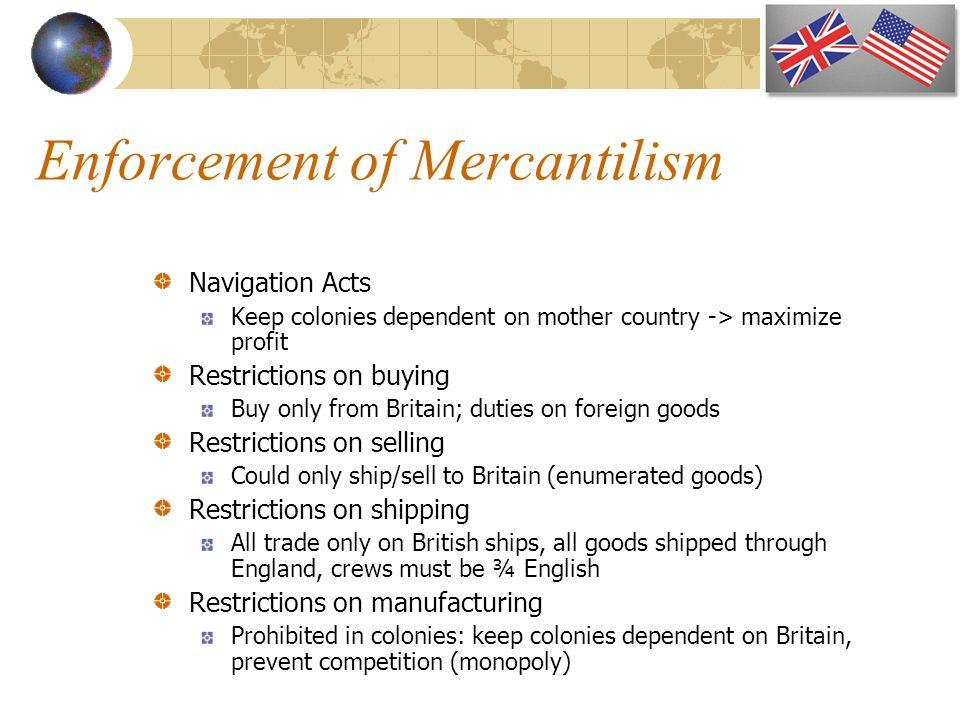 essay mercantilism