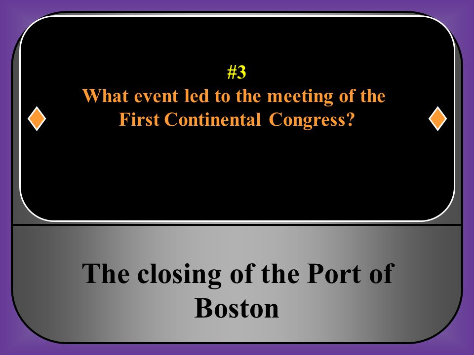 #8 How would the opinions of delegates to the Second Continental Congress be best characterized.