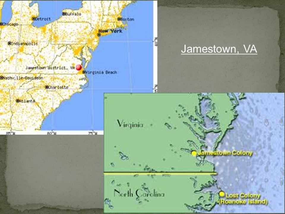 Jamestown, VA