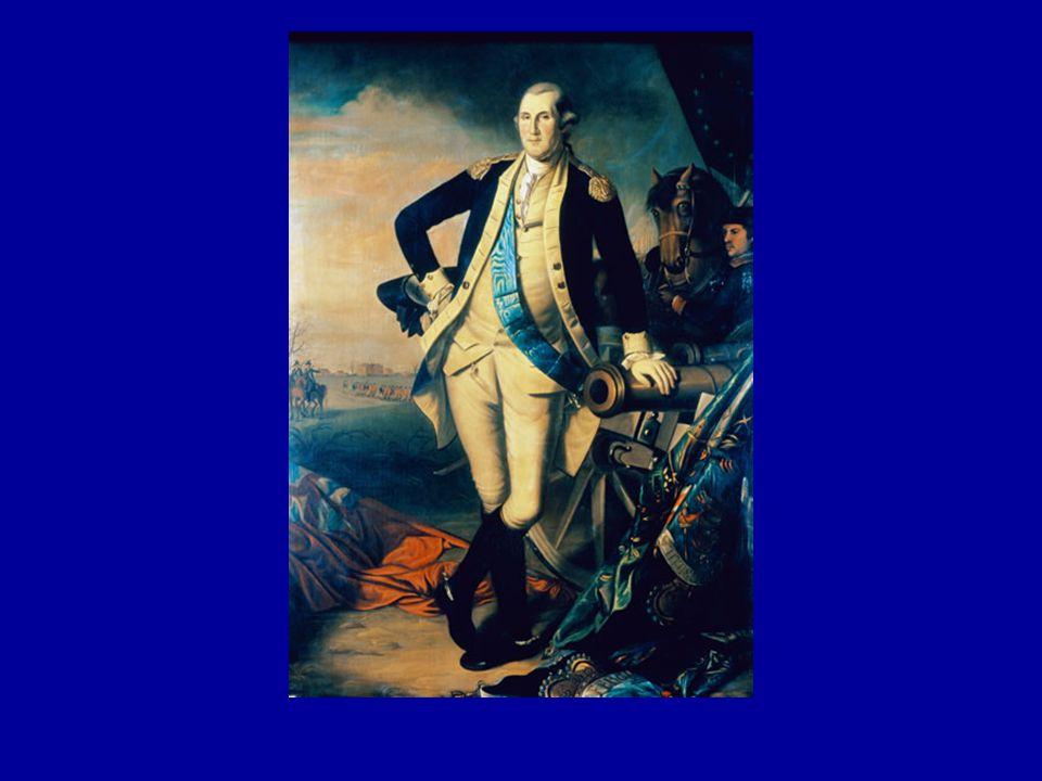 What was Washington's greatest advantage over the British?