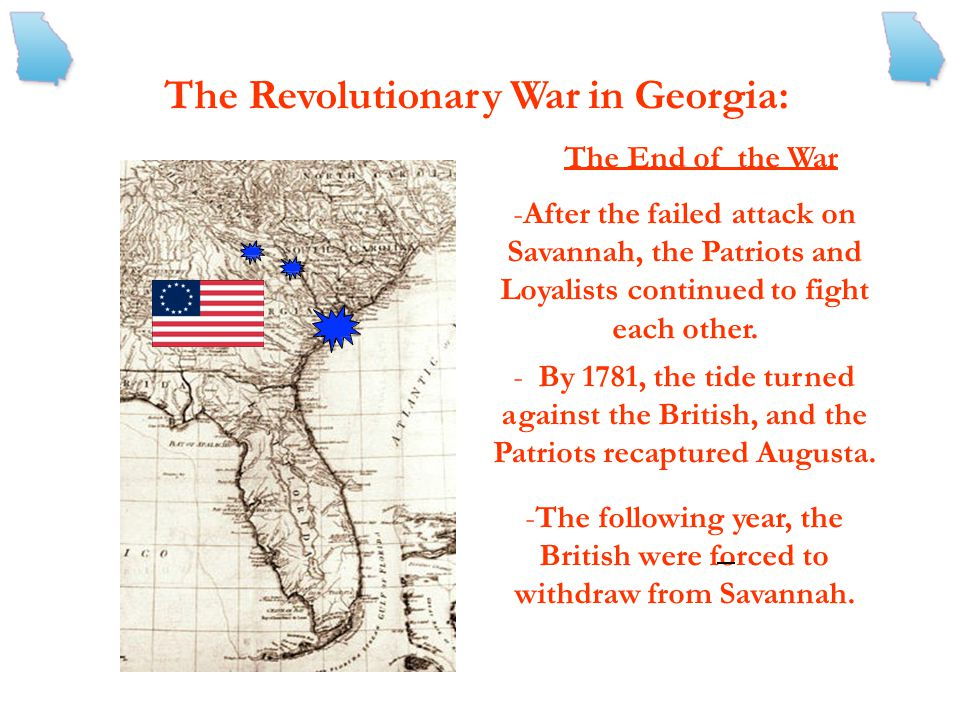 The Revolutionary War in Georgia: The Siege of Savannah - The attack on Savannah was the second bloodiest battle of the Revolutionary War: 800 allied