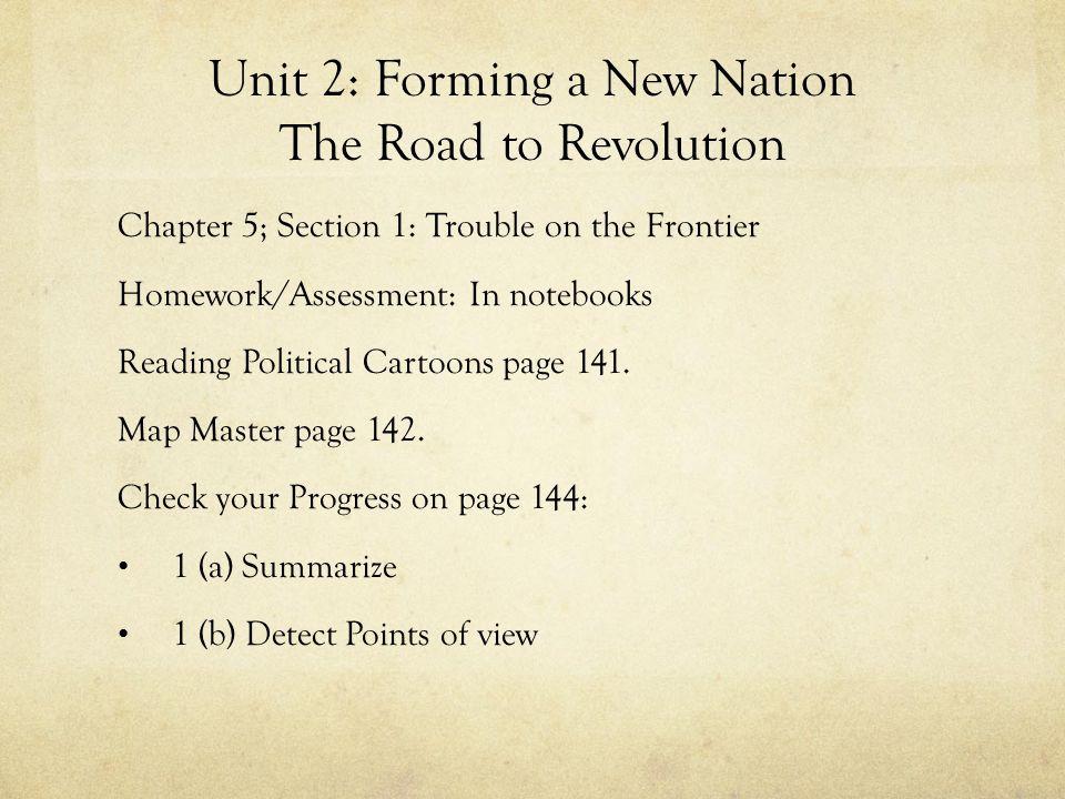 Unit 2: Forming a New Nation Governing a New Nation Chapter 7; Section : Governing a New Nation Guided Reading and Discussion of Pages 204-209 Objectives: Explain why many state governments limited the power of state governments.