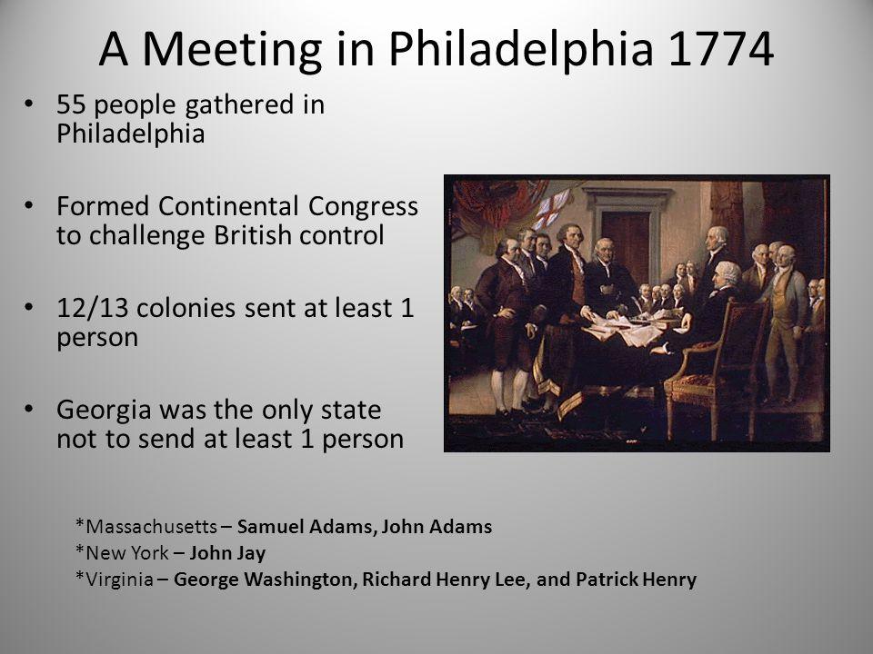 Involvement Samuel Adams – Sons of Liberty Patrick Henry – Virginia House of Burgesses John Adams (lawyer) – Trial of the Boston Massacre