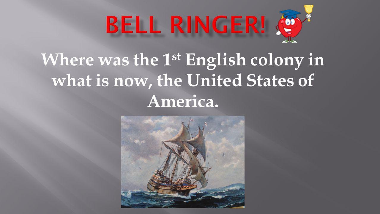  Colonist on Roanoke Island struggled.