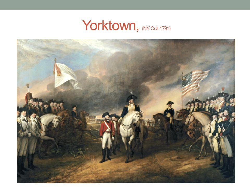 Yorktown, (NY Oct. 1791)