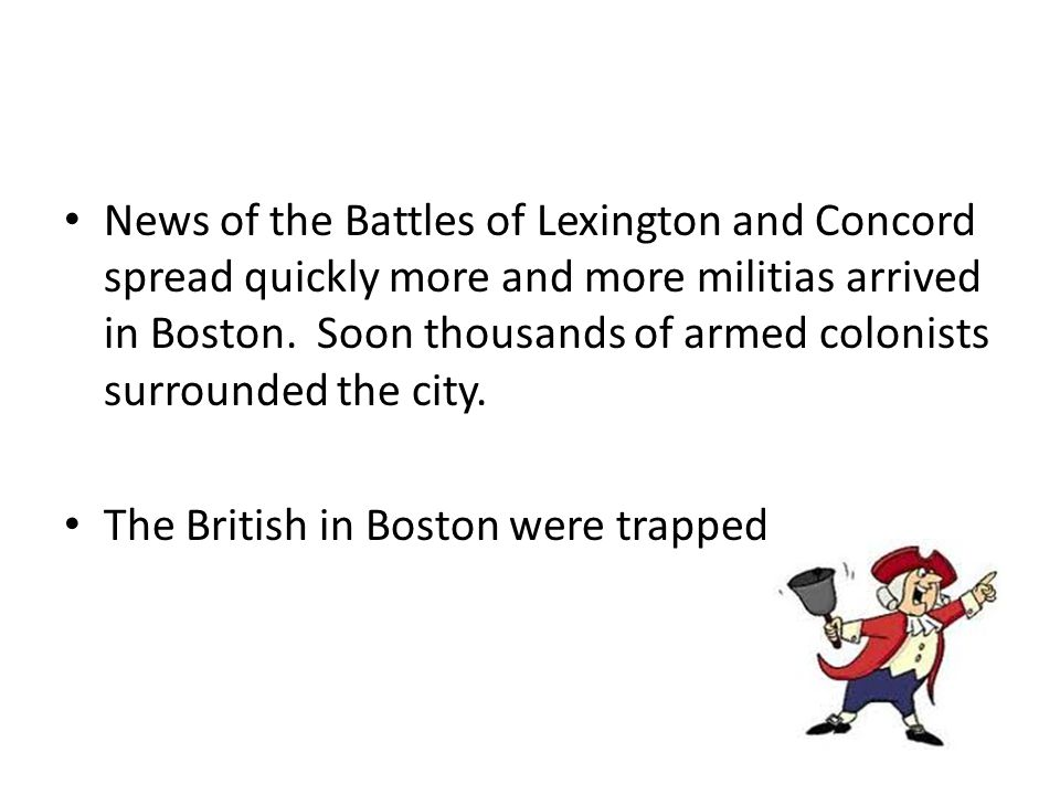 Guided Practice Which side had more casualties at Lexington?