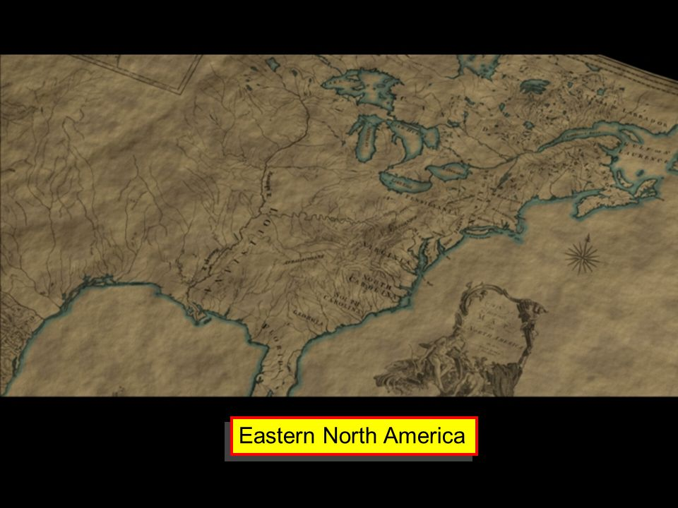 Eastern North America
