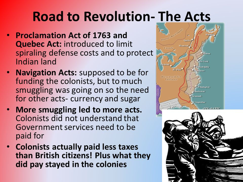 Road to Revolution: After the Stamp Act Radical colonists organized secret insurgent groups that employed thugs to harass people and burn down people's houses who obeyed the law