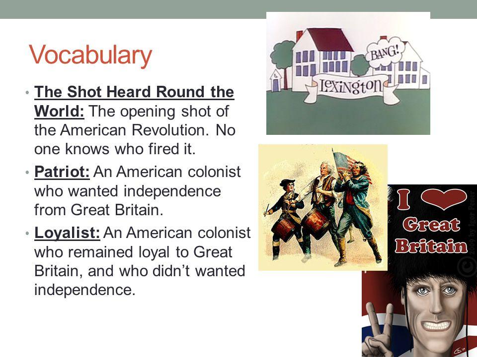 Social Studies Content Objective: SWBAT understand key battles of the American Revolution.