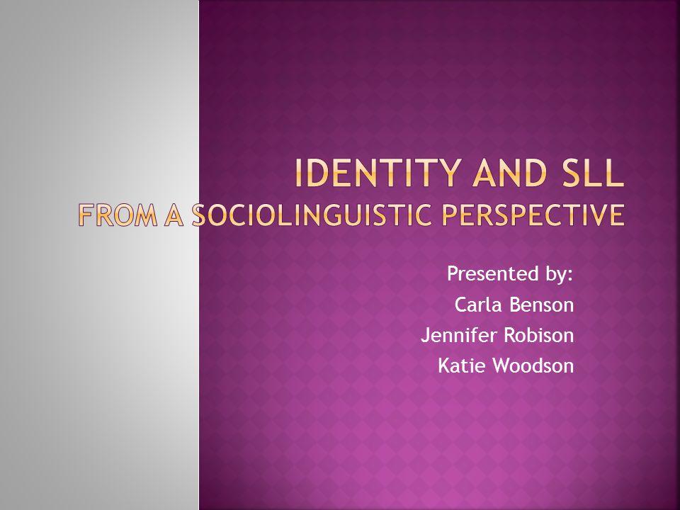  Norton, B.(2000) Identity and language learning.