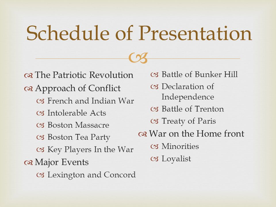  Often we look at the American Revolution through a patriotic perspective.