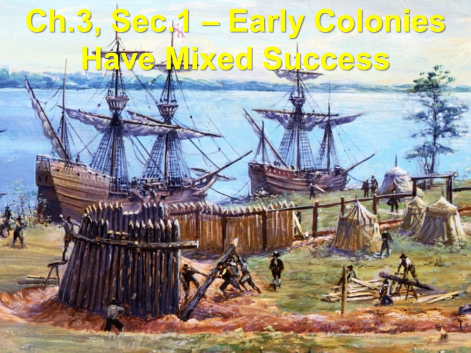 - eventually, tobacco would be grown in Jamestown and became a highly profitable crop for England - England took the majority of the profits, but the colonists wanted a share of the profits - land grants were given to the colonists if they could afford to pay for the land - African slaves arrived in Jamestown in A.D.