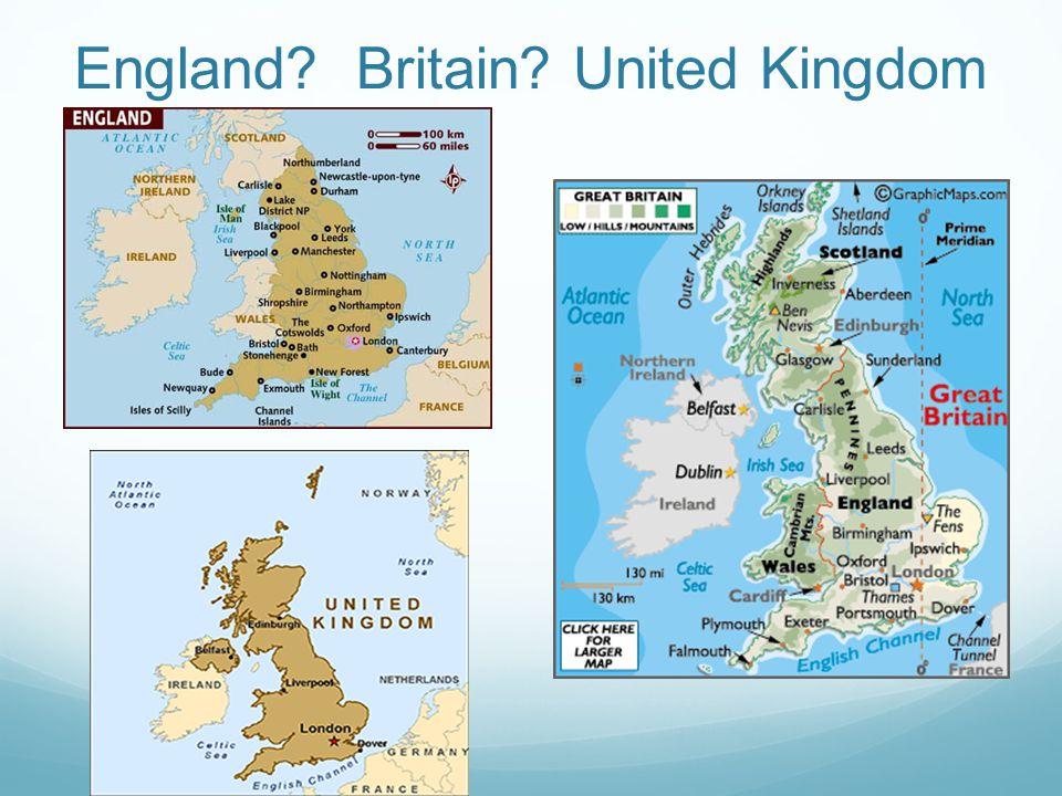 England Britain United Kingdom