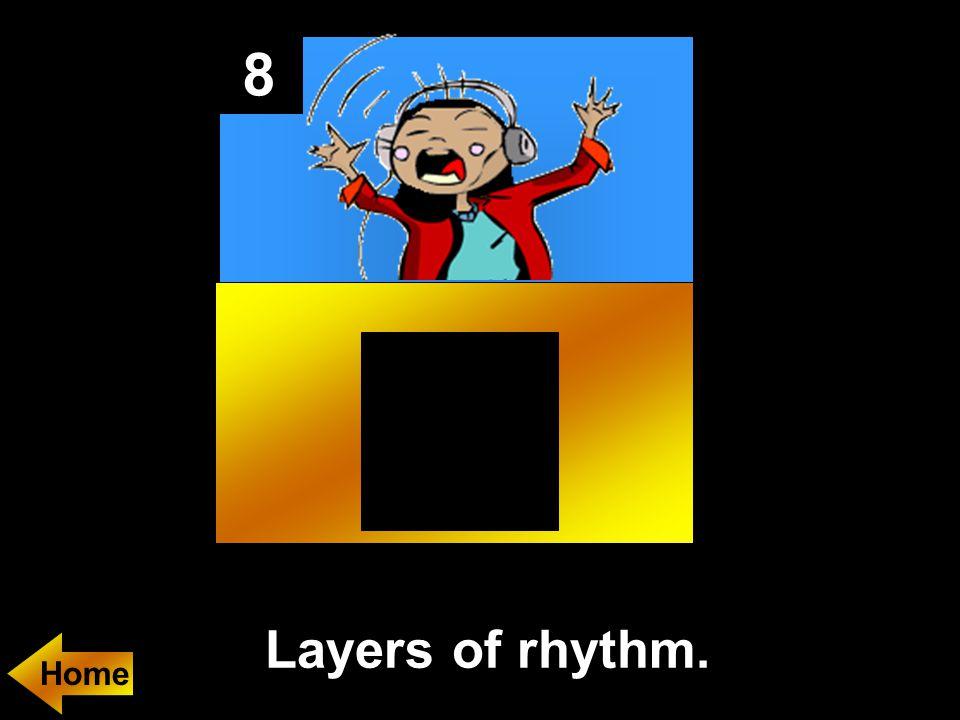 8 Polyrhythms are