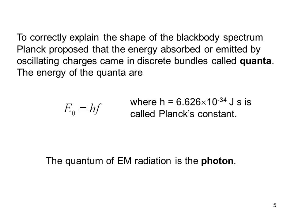 6 §27.3 The Photoelectric Effect Under certain circumstances EM radiation incident on a metal will eject electrons from the metal.