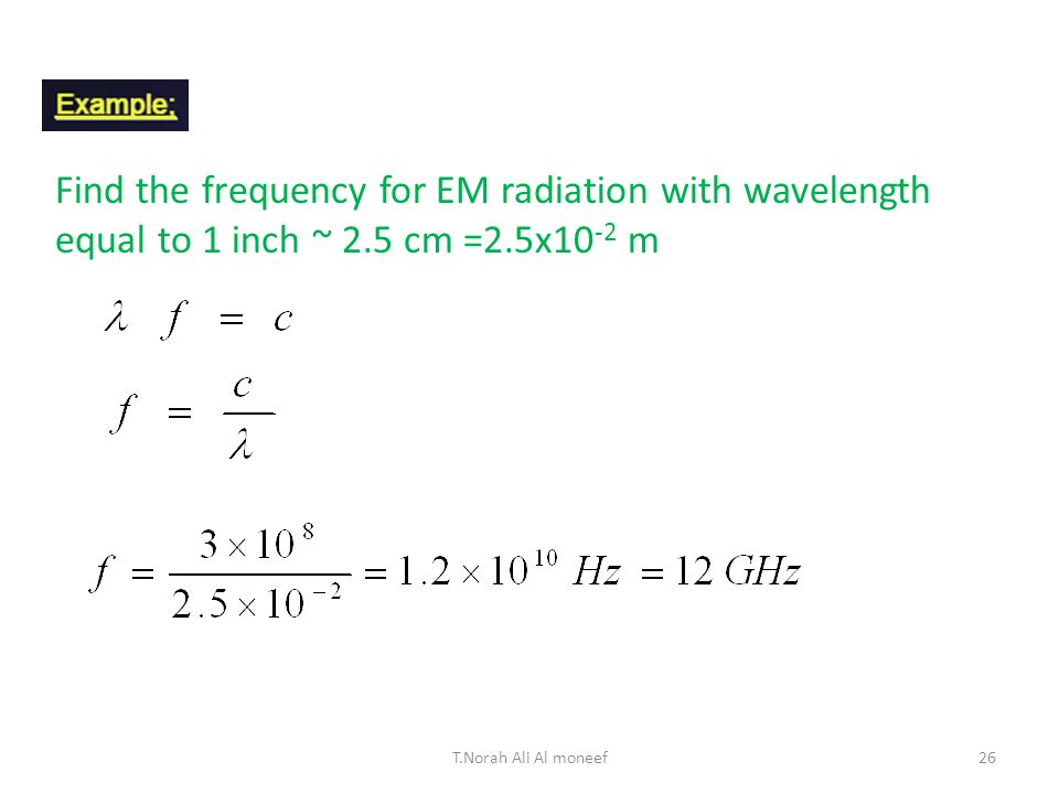 What is the maximum wavelength of electromagnetic radiation which can eject electrons from a metal having a work function of 3 eV.