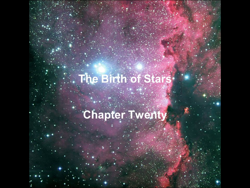 The Birth of Stars Chapter Twenty