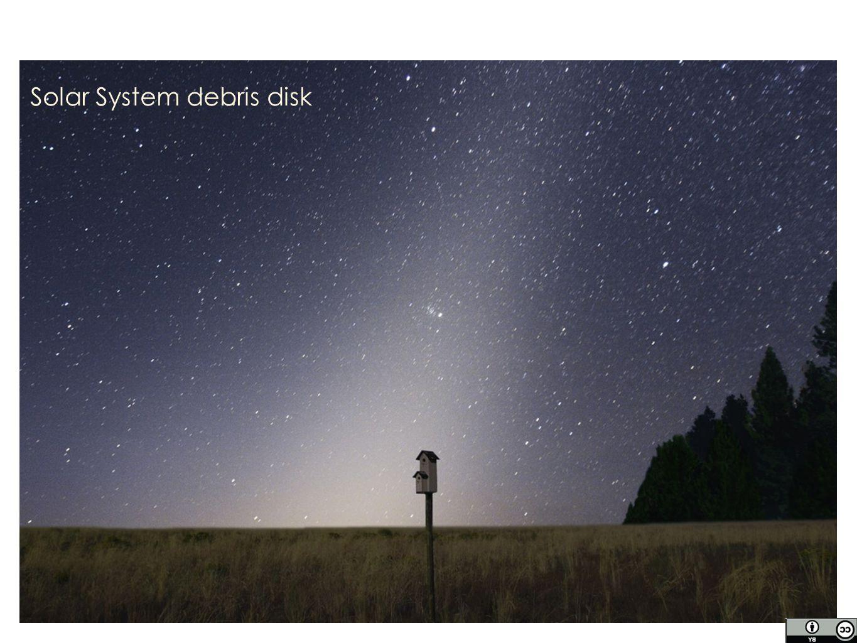 Solar System debris disk