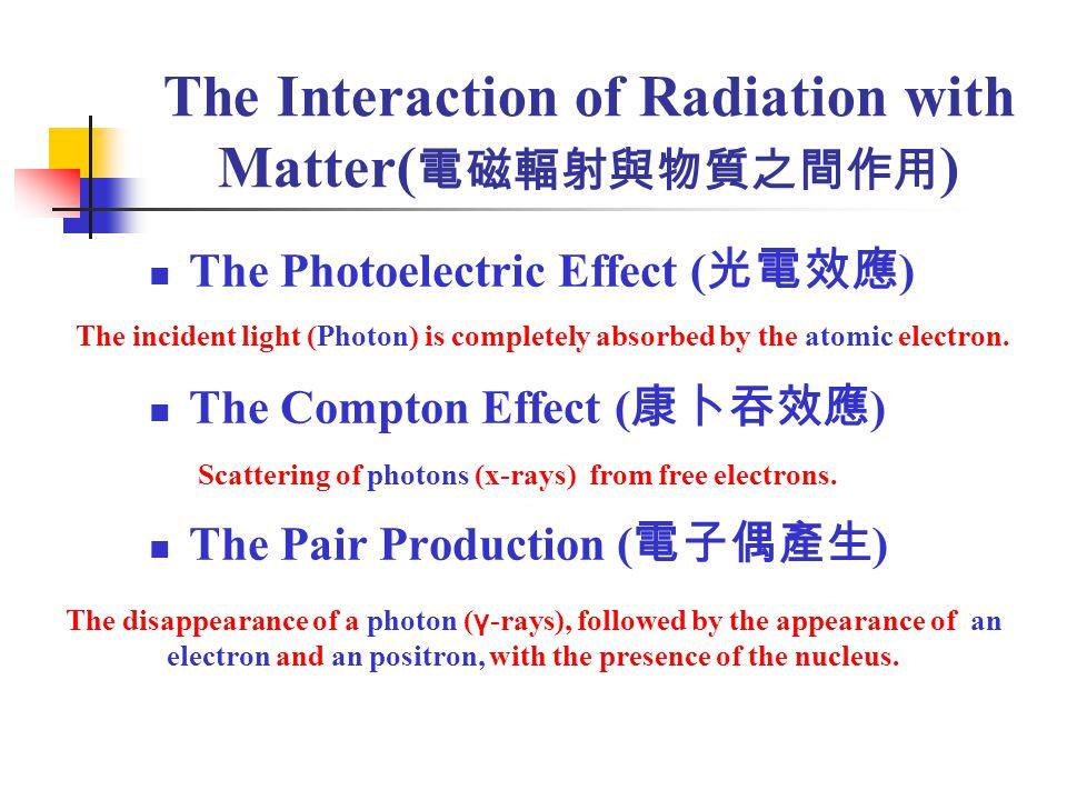 Photoelectric Effect Feature 4 光電子的動能與照射光的頻率之間有何關係 .
