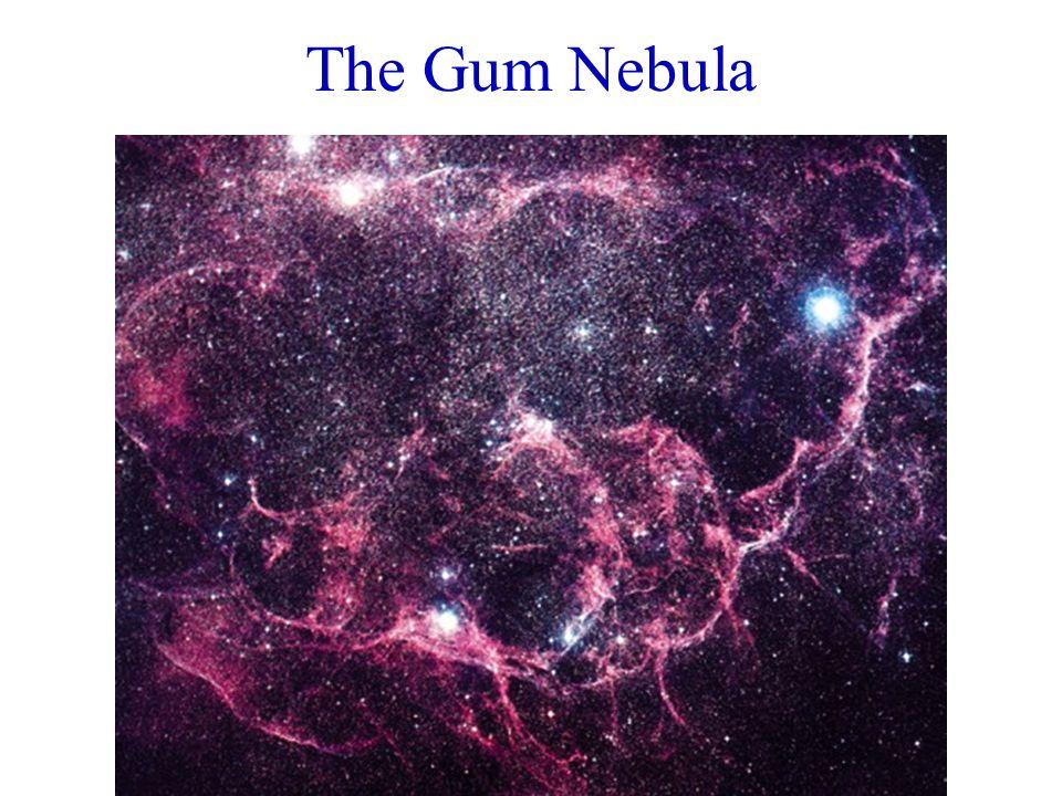 The Gum Nebula