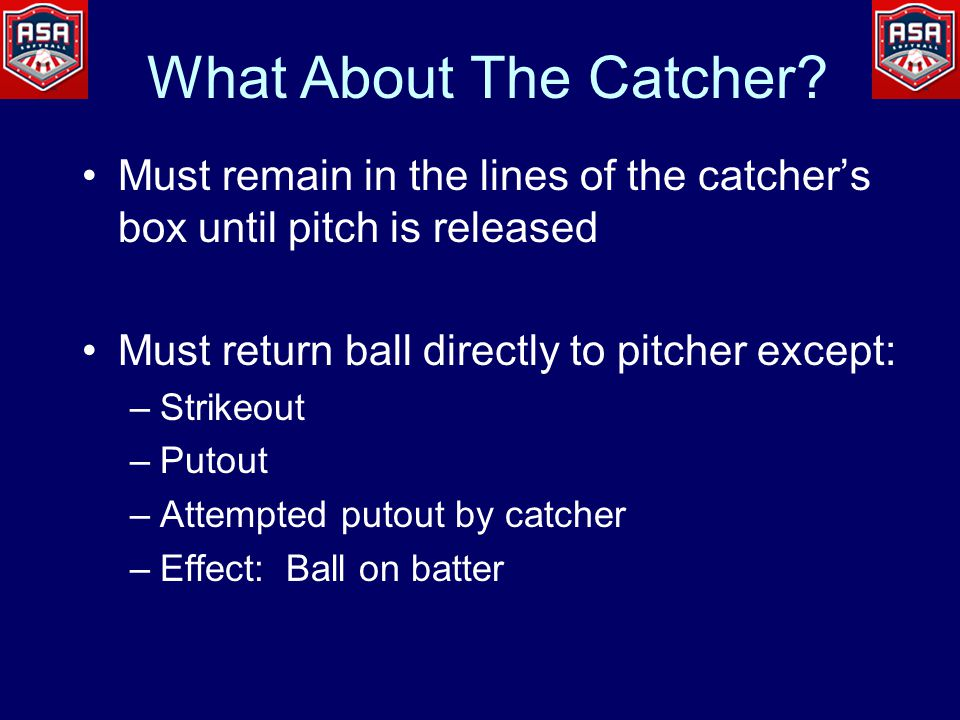 What About The Catcher.