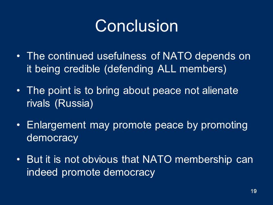 The 2008 South Ossetia War a.k.a. the Russia–Georgia War Georgia enter NATO.
